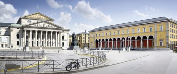 Palai an der Oper München